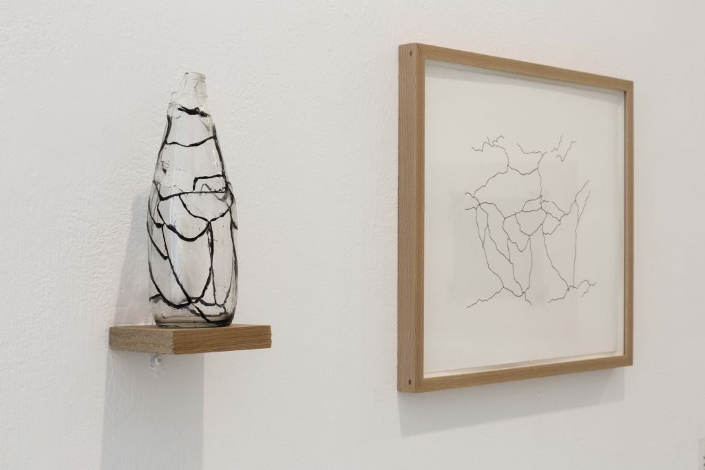 Reproductions, Installation View, Noga Gallery, 2018