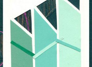 Hilla_toony_navok,Q.E.D #23, 2013, collage, 24x18 cm