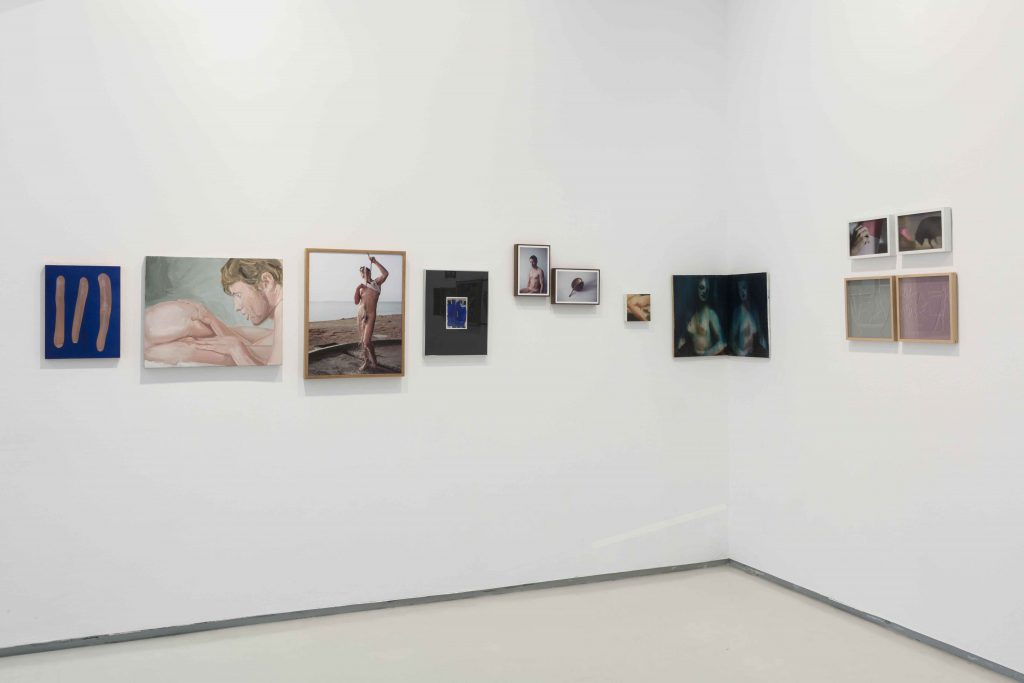 Erotic Salon, Installation View, Noga Gallery, 2018