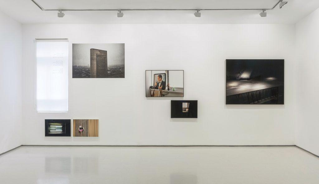 Fragile Matter, Installation View, Noga Gallery
