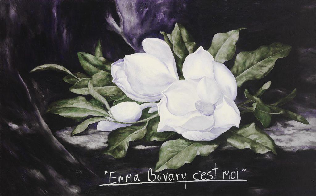 Anat Betzer, Untitled 5, 2012, oil on canvas, 93x149 cm