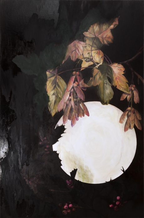 Anat betzer, Untitled 17, 2017, 150x100 cm