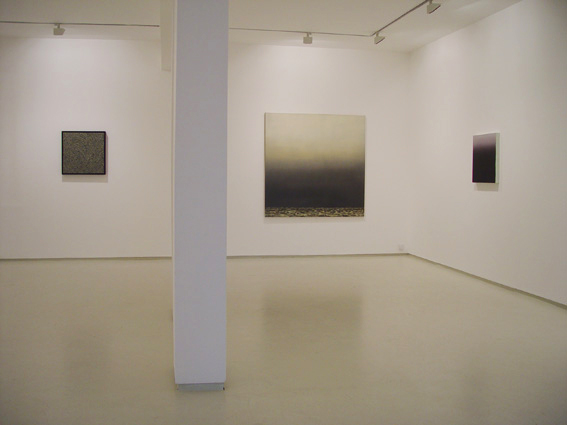 Bois, Exhibition view, Noga Gallery of Contemporary Art, 2003