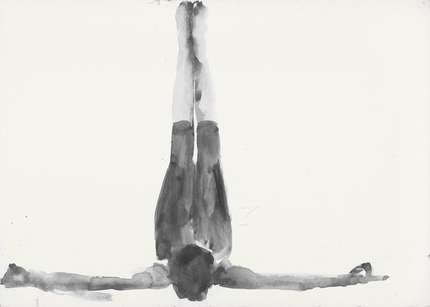 Untitled #1, InkJet Print, 210x150cm, 2015