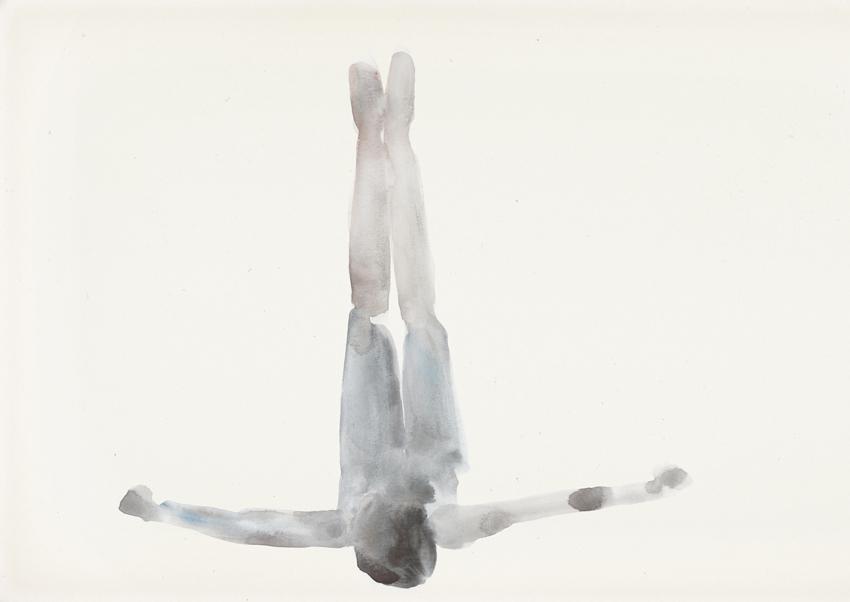 Untitled #5, InkJet Print, 210x150cm, 2015