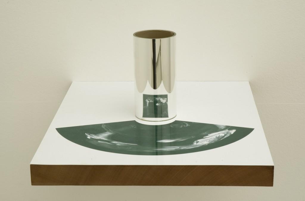 Joshua Borkovsky, Anamorphoses, installtion view, Noga Gallery of Contemporary Art, 2003