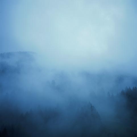 Fog #1, Color print, 126x126cm, 2003
