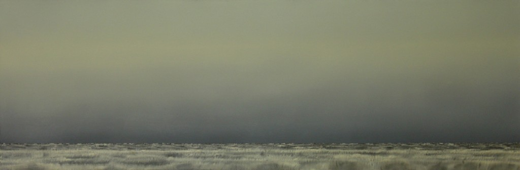 Field, Oil on canvas, 180x60cm, 2003