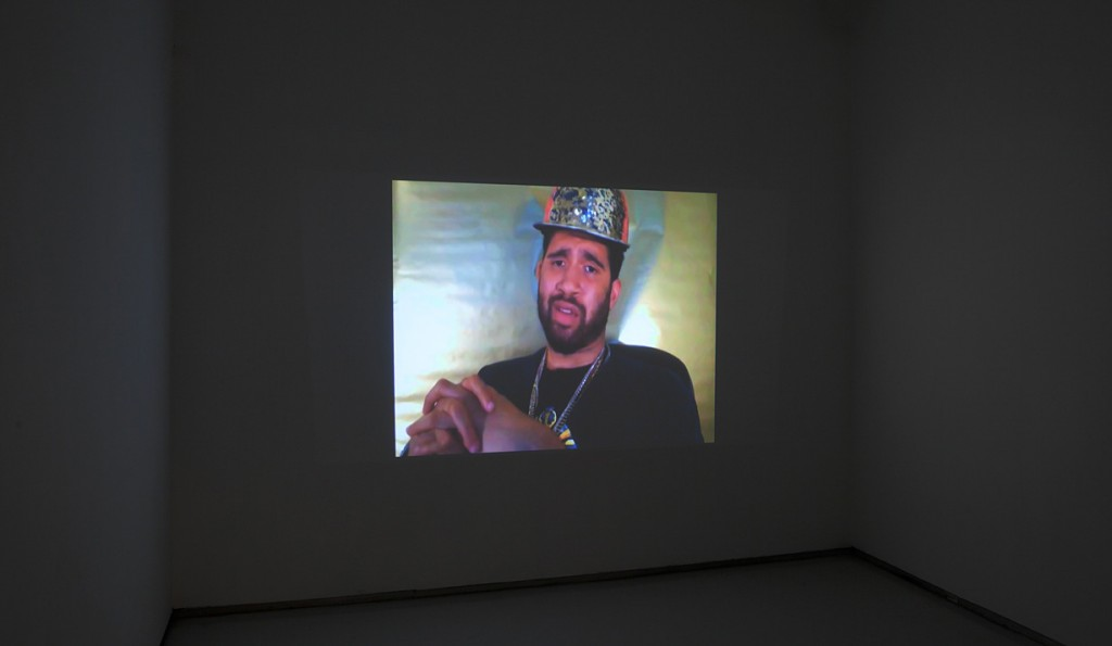 Hennessy Youngman, Misunderstood, Exhibition view, Noga Gallery of Contemporary Art, 2012
