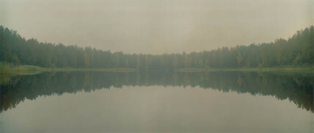 Ori Gersht, If Not Now When 2, 100x240cm, 2008