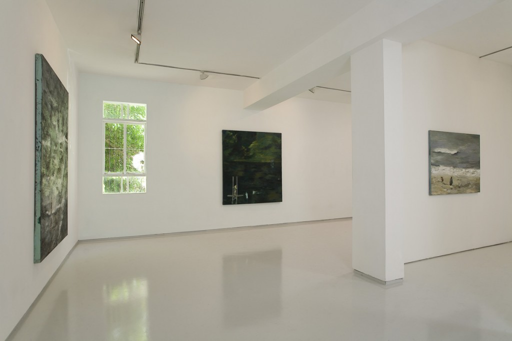 New Works, Installation View, Noga Gallery of Contemporary Art, 2007
