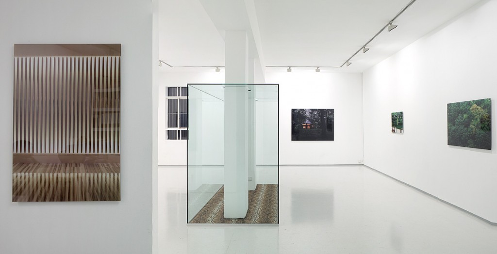 Shangri-La, Installation view, Noga Gallery of Contemporary Art, 2011
