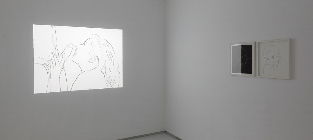 Killing Time, Exhibition view, Noga Gallery of Contemporary Art, 2011