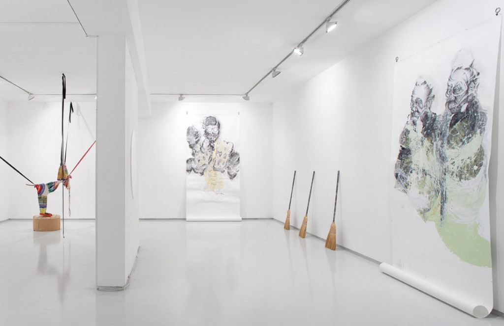 Hogwarts, Installation view, Noga Gallery of Contemporary Art, 2010