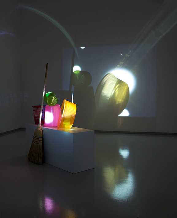 Double World One World, Installation view, Noga Gallery of Contemporary Art, 2011