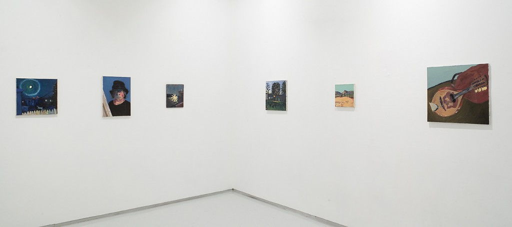 Solar Eclipse, Exhibition view, Noga Gallery of Contemporary Art, 2011