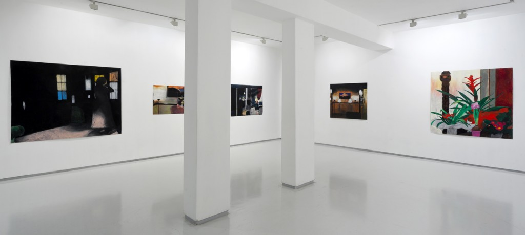Motel, Exhibition view, Noga Gallery of Contemporary Art, 2011