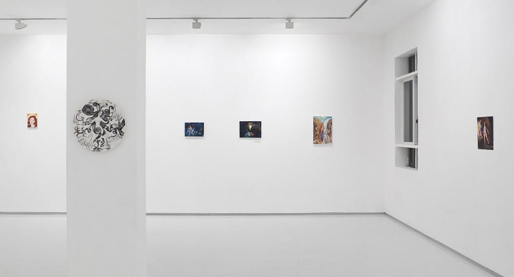 Lilian Adventures, Exhibition view, Noga Gallery of Contemporary Art, 2010