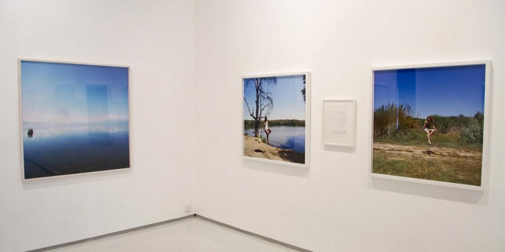 Landmarks, Exhibition view, Noga Gallery of Contemporary Art, 2014