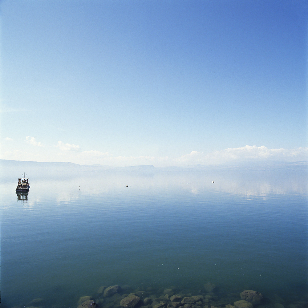 Naomi Leshem, Untitled#1, Archival Pigment Print, 120x120cm, 2004
