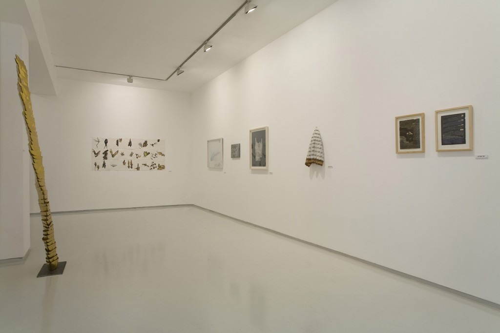 Paper, Installation view, Noga Gallery of Contemporary Art, 2007