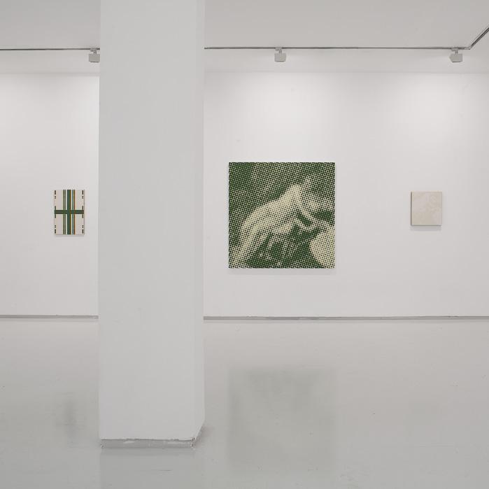 Vera Icon, Exhibition view, Noga Gallery of Contemporary Art, 2008