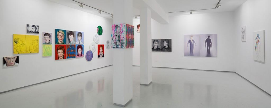 Tigers, Installation view, Noga Gallery of Contemporary Art, 2013