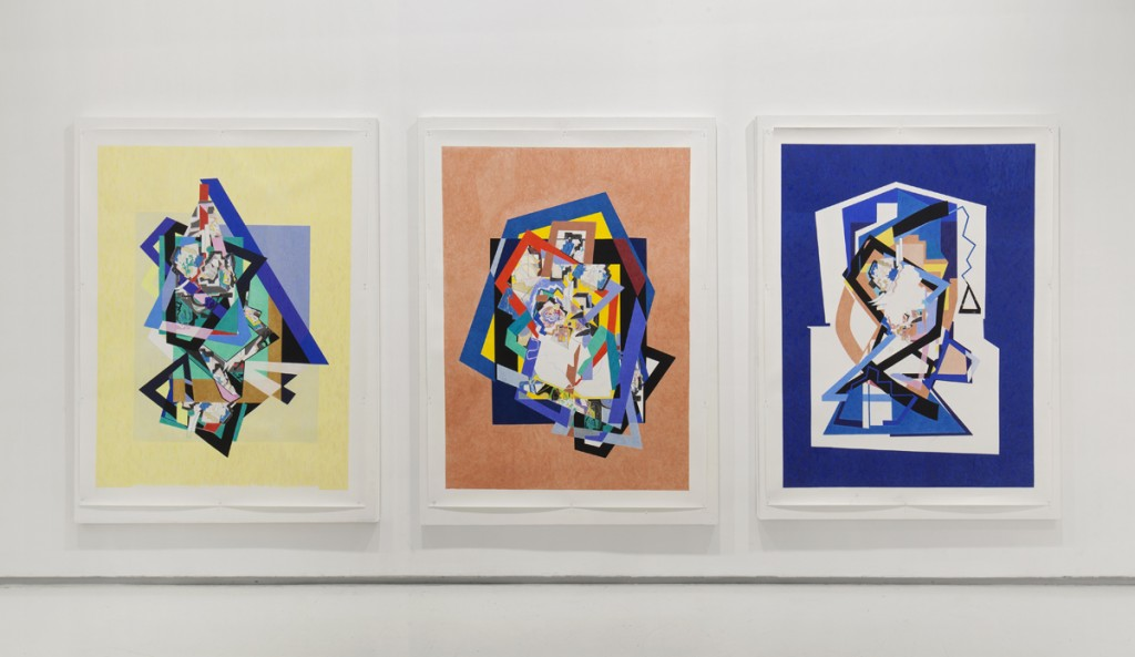 Toony Navok, Origins, installation view, Noga Gallery of Contemporary Art, 2013