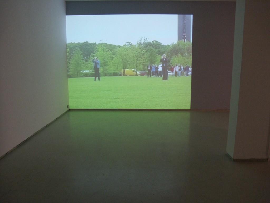 Berlin, Installation view, Noga Gallery of Contemporary Art, 2005