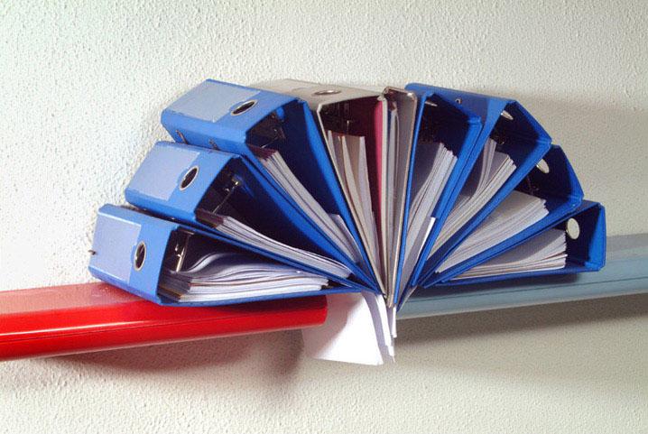Toony Navok, Paperwork 1, 2007
