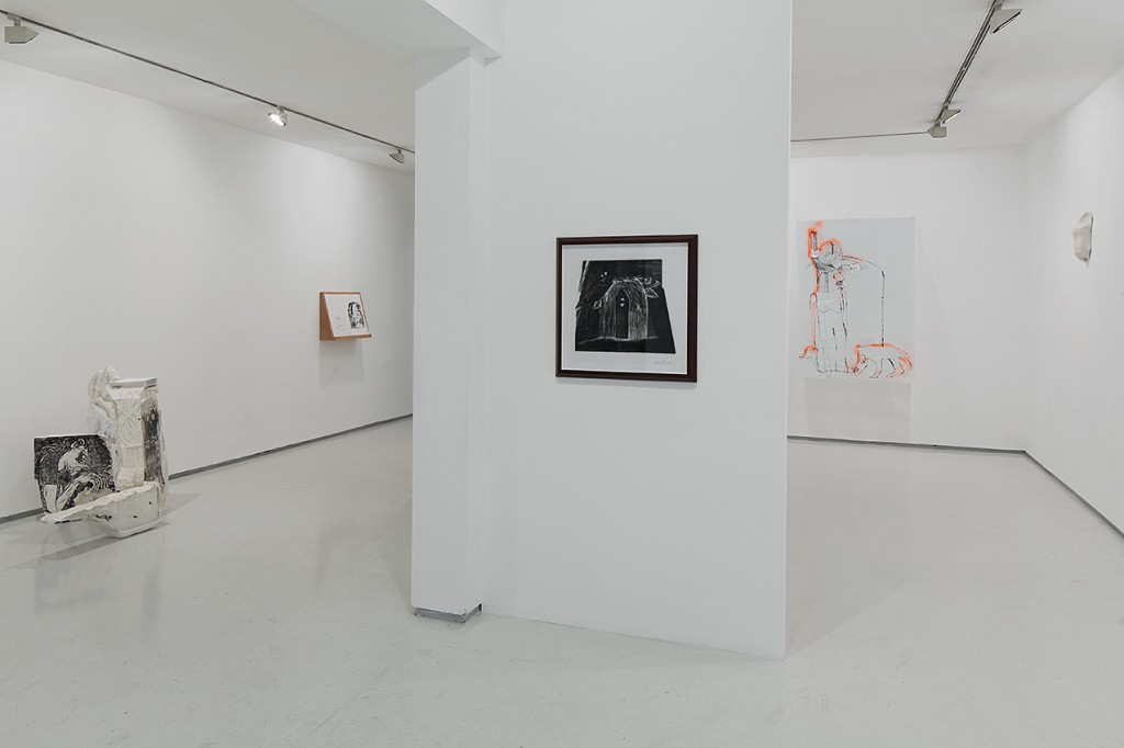 Hayot, Installation view, Noga Gallery of Contemporary Art, 2015