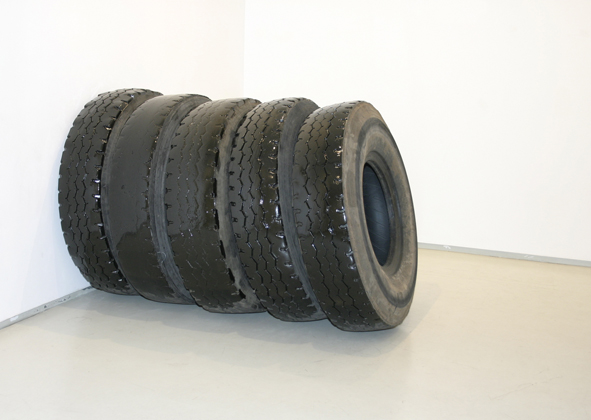 Secrets, Installation view, Noga Gallery of Contemporary Art, 2006