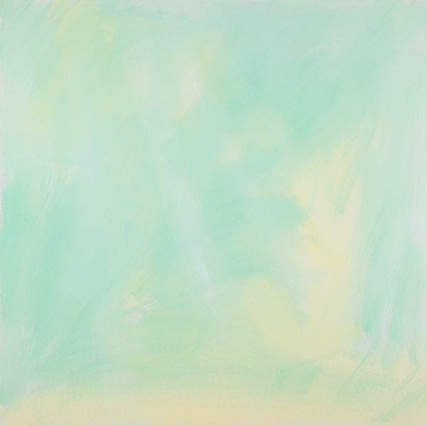 Untitled 6, acrylic on canvas, 100x100 cm, 2011