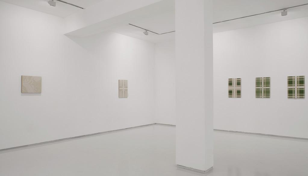 Joshua Borkovsky, Vera Icon, Installation view, Noga Gallery of Contemporary Art, 2008