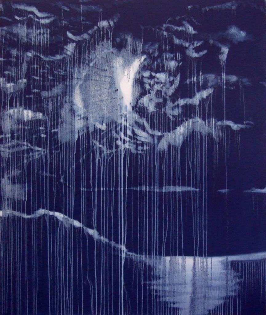 Jossef Krispel, Bible stories, Oil on canvas, 110x130cm, 2007
