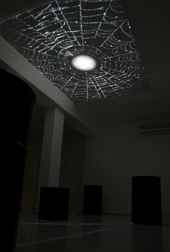Luna, Installation View, Noga Gallery of Contemporary Art, 2007