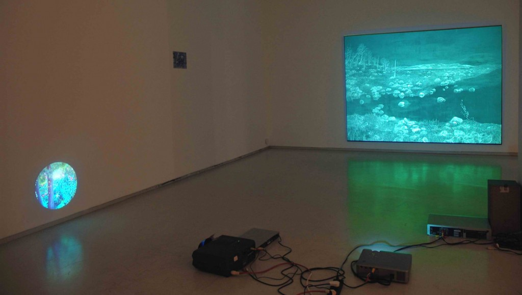 Walking distance, Installation view, Noga Gallery of Contemporary Art, 2004