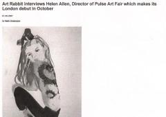 Art Rabbit interviews