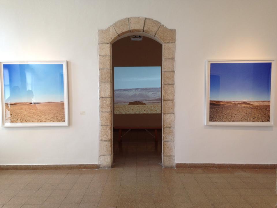Naomi Leshem, Forty, Artists' House, Jerusalem, 2014