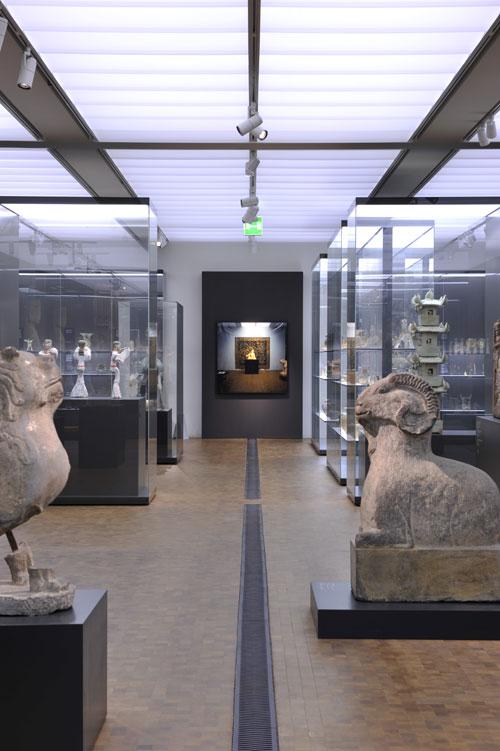 Naomi Leshem, Gastspiel, Museum Rietberg, Zurich, Switzerland