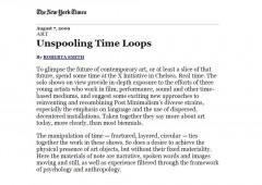 NY Times 2009
