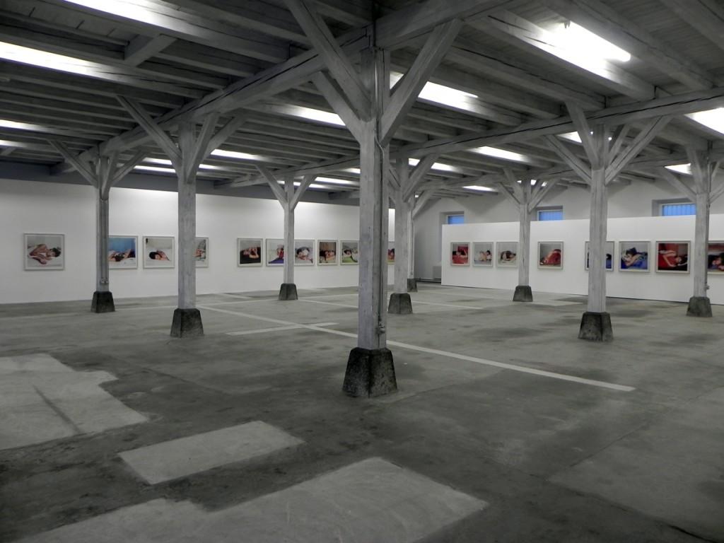 Naomi Leshem, Sleepers, IG Halle, Kunst(zeug)haus Rapperswil, Switzerland, 2011
