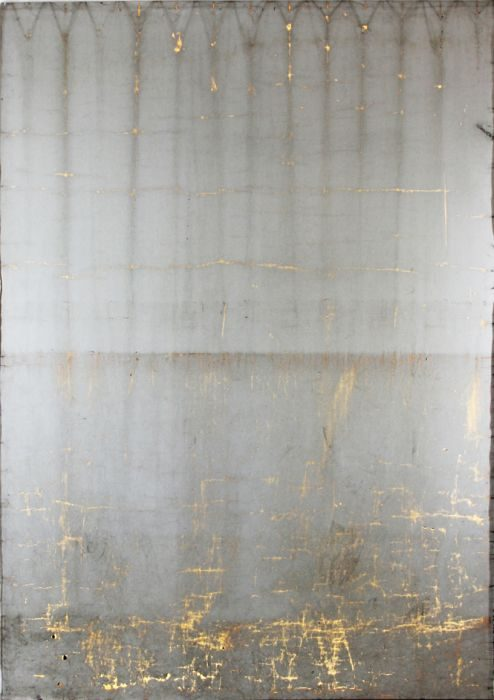 Chanan De Lange, Liminal time, Mixed Media, 140x210cm, 2013-2015