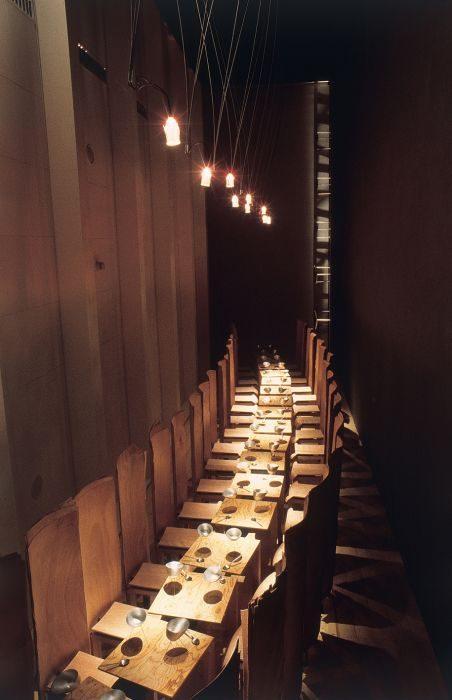 Chanan De Lange, Autobiographic Design, installation Helena Rubinstein Pavilion, Tel Aviv Museum, 1995