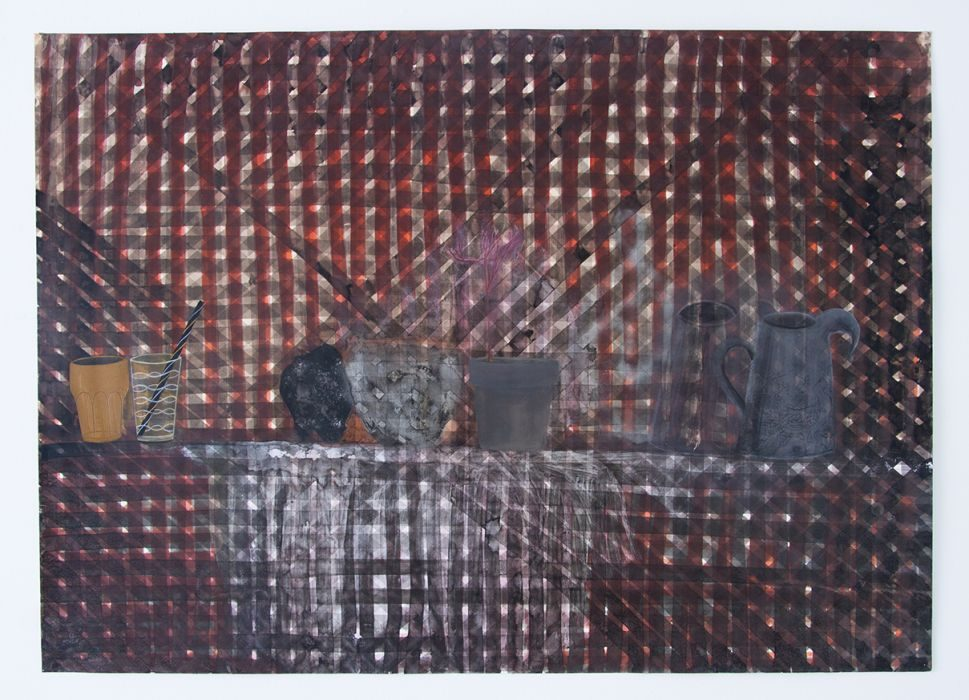 Installation View, Noga Gallery of Contemporary Art, 2016