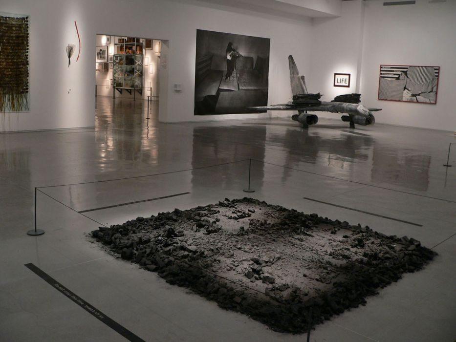 Dina Shenhav, City, Artist choices, Susan Hiller, The Israel Museum, 2011