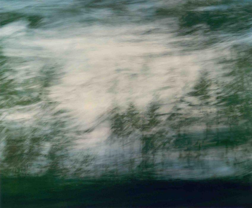 Ori Gersht, Galicia, c-print, 120x150cm, 2005