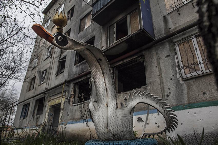 pavel wolberg,tsar saltan, 120x100cm, 2017