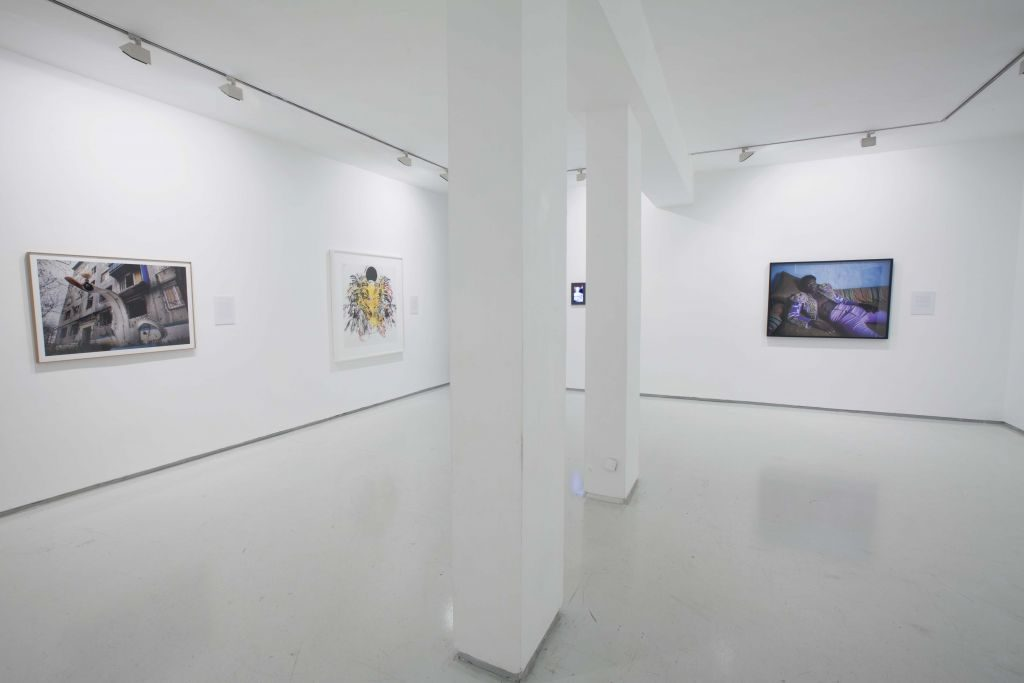 opereart, Installation view, Noga gallery, 2018