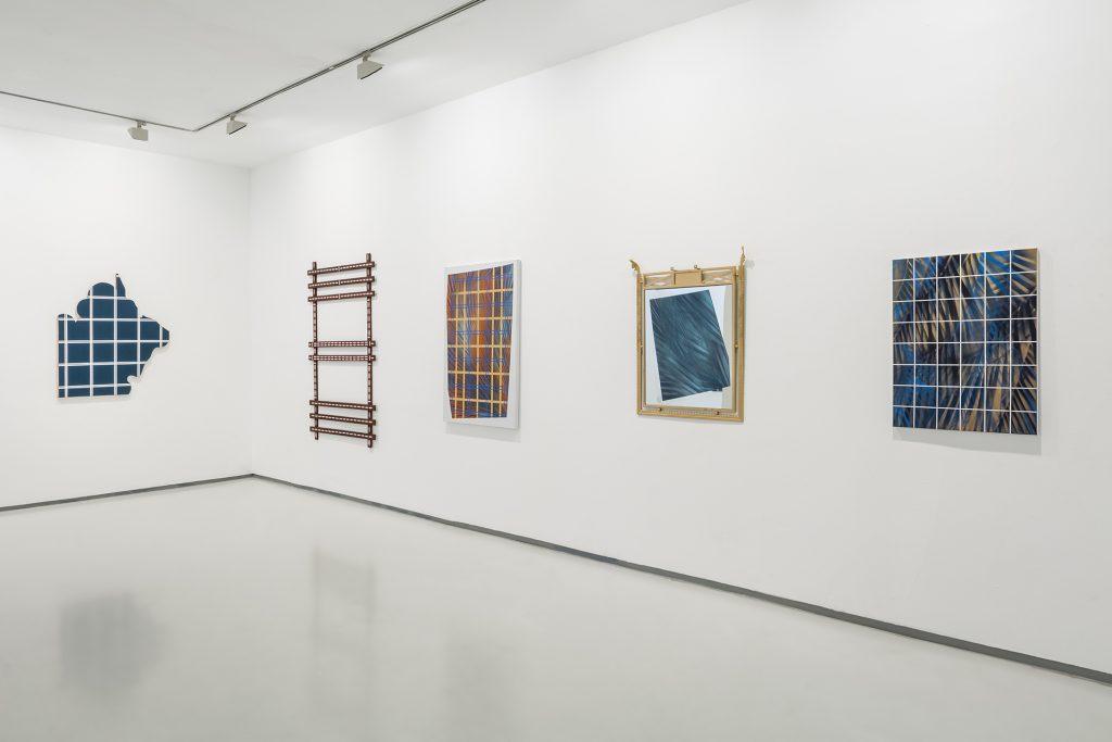 Oriental Background, Installation View, Noga Gallery, 2018